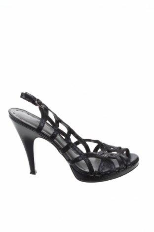 Sandály BCBGirls, Velikost 36, Barva Černá, Pravá kůže, Cena  323,00Kč