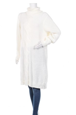Туника Bpc Bonprix Collection, Размер XXL, Цвят Бял, 50% полиакрил, 50% памук, Цена 27,93лв.