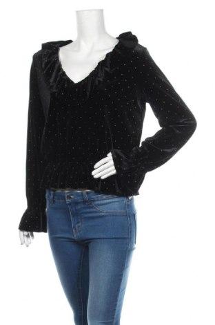 Γυναικεία μπλούζα & Other Stories, Μέγεθος S, Χρώμα Μαύρο, 92% πολυεστέρας, 8% ελαστάνη, Τιμή 18,19€