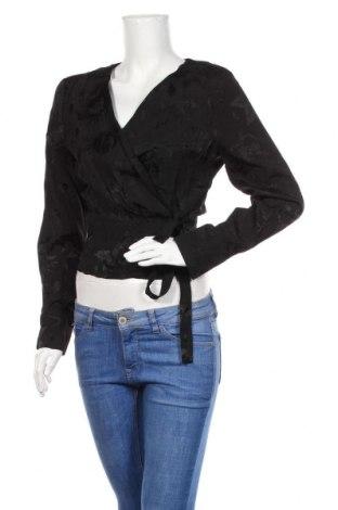 Γυναικεία μπλούζα & Other Stories, Μέγεθος M, Χρώμα Μαύρο, Βισκόζη, Τιμή 22,27€