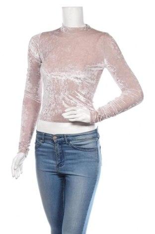 Γυναικεία μπλούζα & Other Stories, Μέγεθος XS, Χρώμα Ρόζ , 90% πολυεστέρας, 10% ελαστάνη, Τιμή 20,78€