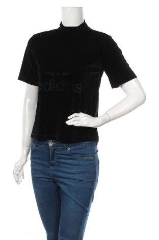 Dámská halenka Adidas Originals, Velikost XXS, Barva Černá, 91% polyester, 9% elastan, Cena  574,00Kč