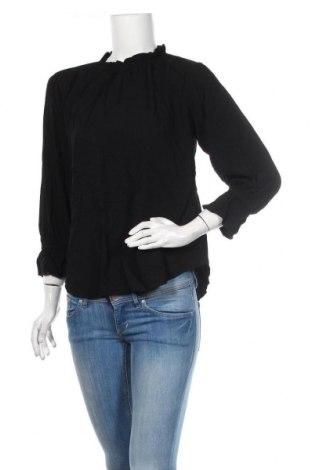 Дамска блуза Carin Wester, Размер L, Цвят Черен, 100% вискоза, Цена 27,30лв.