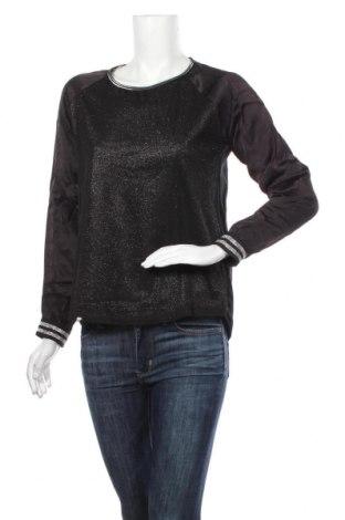 Дамска блуза Cartoon, Размер S, Цвят Черен, Памук, полиестер, вискоза, Цена 46,92лв.