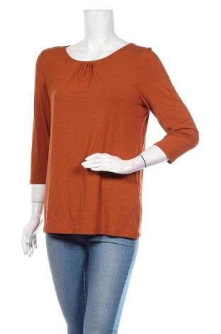 Bluzka damska Esprit, Rozmiar L, Kolor Brązowy, 95% wiskoza, 5% elastyna, Cena 57,00zł