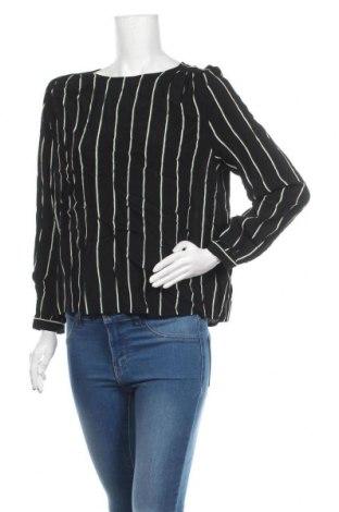 Γυναικεία μπλούζα H&M, Μέγεθος XL, Χρώμα Μαύρο, Βισκόζη, Τιμή 11,69€