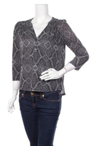 Дамска блуза H&M, Размер S, Цвят Черен, Полиестер, Цена 19,50лв.