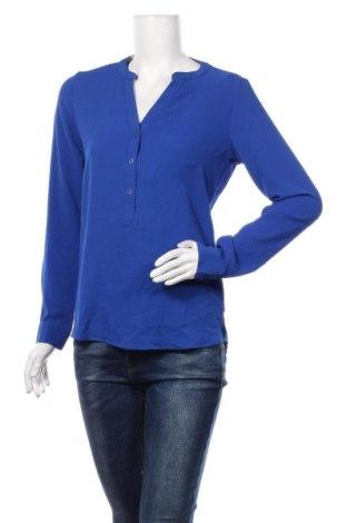 Bluză de femei Jacqueline De Yong, Mărime XS, Culoare Albastru, 97% poliester, 3% elastan, Preț 86,21 Lei