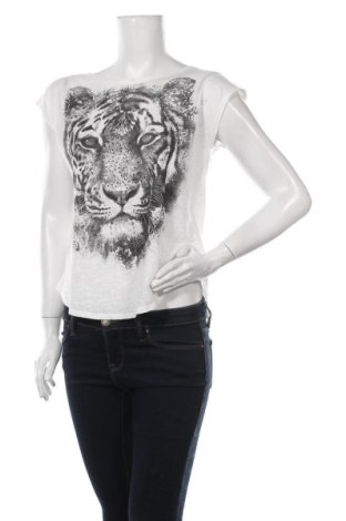 Γυναικεία μπλούζα Mango, Μέγεθος S, Χρώμα Λευκό, Τιμή 16,89€