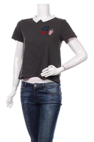 Bluză de femei Mango, Mărime S, Culoare Gri, Preț 86,21 Lei