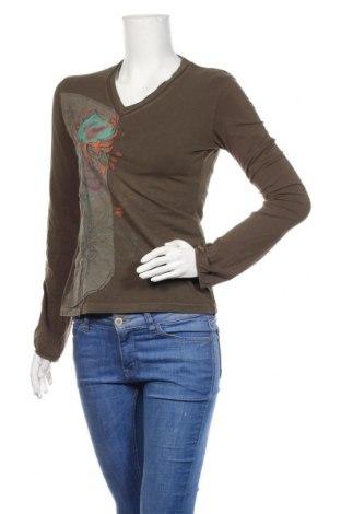 Bluză de femei Marc Aurel, Mărime S, Culoare Verde, Preț 41,78 Lei
