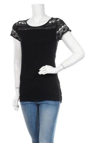 Bluză de femei Mexx, Mărime L, Culoare Negru, 100% viscoză, Preț 86,21 Lei
