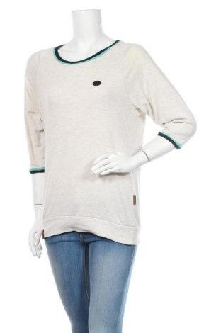 Bluză de femei Naketano, Mărime L, Culoare Bej, 50% bumbac, 50% poliester, Preț 55,70 Lei