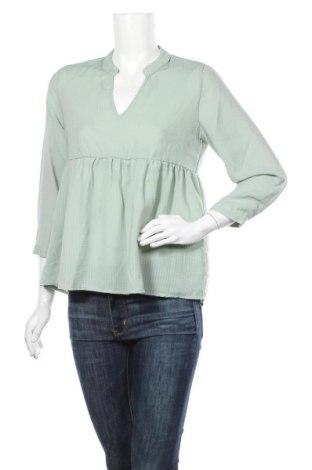 Bluză de femei ONLY, Mărime S, Culoare Verde, Poliester, Preț 152,53 Lei