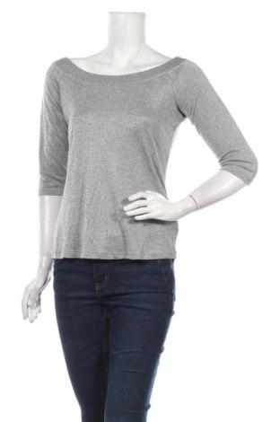 Дамска блуза Ofelia, Размер L, Цвят Сив, 68% вискоза, 32% еластан, Цена 18,90лв.