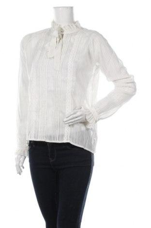 Дамска блуза Pepe Jeans, Размер L, Цвят Бял, Полиестер, Цена 62,30лв.
