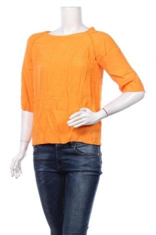 Bluză de femei Promod, Mărime M, Culoare Portocaliu, Preț 86,21 Lei