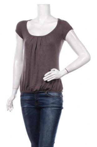 Bluză de femei Promod, Mărime S, Culoare Gri, 95% viscoză, 5% elastan, Preț 86,21 Lei