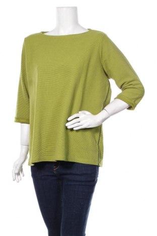 Bluzka damska Tom Tailor, Rozmiar XL, Kolor Zielony, 52% bawełna, 48% poliester, Cena 76,50zł