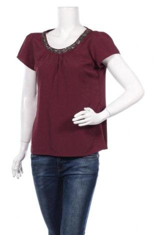 Bluză de femei Vero Moda, Mărime S, Culoare Roșu, Poliester, Preț 86,21 Lei