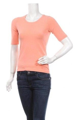 Γυναικεία μπλούζα Zabaione, Μέγεθος S, Χρώμα Ρόζ , 92% βαμβάκι, 8% ελαστάνη, Τιμή 11,69€