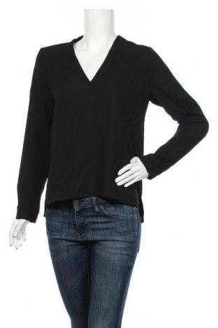 Bluză de femei Zara, Mărime M, Culoare Negru, Preț 43,77 Lei