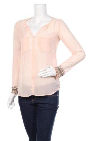 Bluză de femei Zara Trafaluc, Mărime S, Culoare Roz, Preț 88,82 Lei