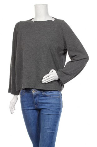 Bluză de femei Zara Trafaluc, Mărime S, Culoare Gri, Preț 55,70 Lei