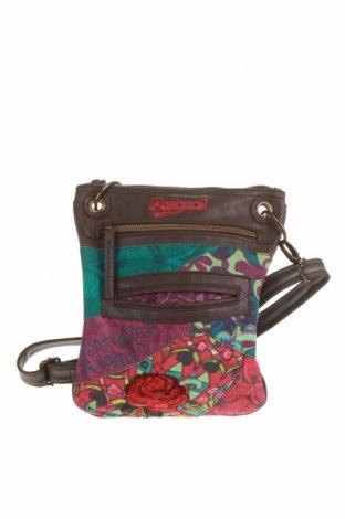 Dámská kabelka  Desigual, Barva Vícebarevné, Textile , Eko kůže, Cena  622,00Kč