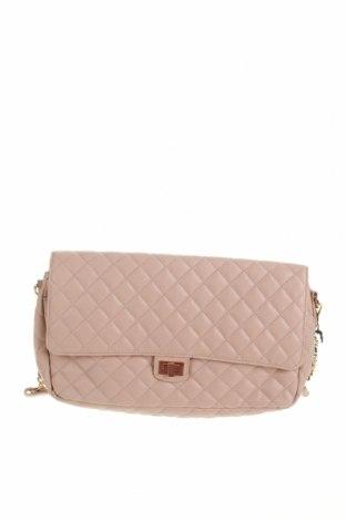 Дамска чанта Faina, Цвят Розов, Еко кожа, Цена 40,50лв.