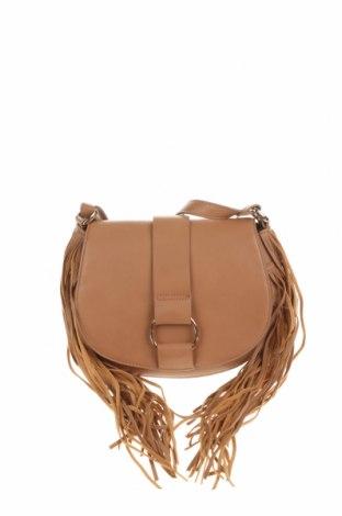 Geantă de femei H&M, Culoare Maro, Piele ecologică, Preț 67,24 Lei