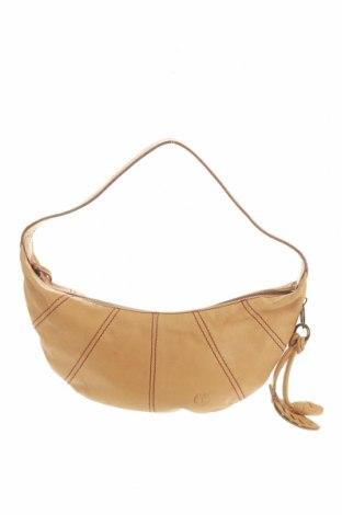 Dámská kabelka  Timberland, Barva Béžová, Pravá kůže, Cena  932,00Kč