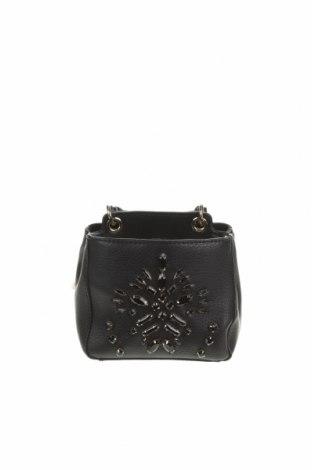 Geantă de femei Zara Trafaluc, Culoare Negru, Piele ecologică, Preț 86,84 Lei