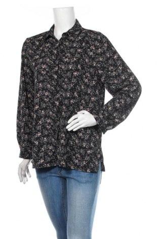 Γυναικείο πουκάμισο Coop, Μέγεθος M, Χρώμα Μαύρο, Πολυεστέρας, Τιμή 11,69€
