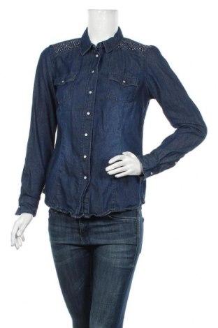 Dámská košile  Esmara, Velikost M, Barva Modrá, 100% bavlna, Cena  287,00Kč