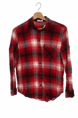 Дамска риза Garage, Размер XS, Цвят Червен, Вискоза, Цена 18,90лв.