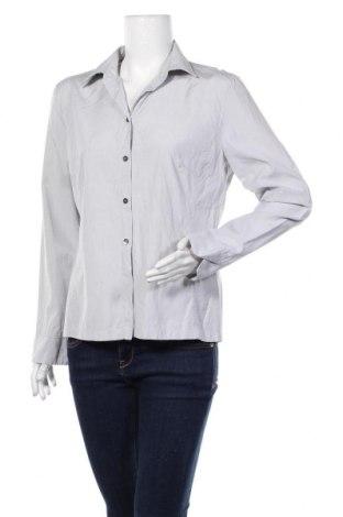 Γυναικείο πουκάμισο Joop!, Μέγεθος L, Χρώμα Γκρί, Τιμή 36,19€