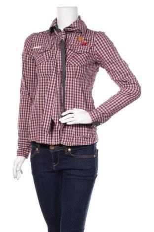 Дамска риза Khujo, Размер S, Цвят Червен, Цена 32,25лв.