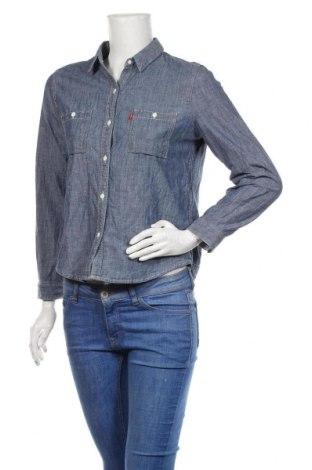 Damska koszula Levi's, Rozmiar M, Kolor Niebieski, 100% bawełna, Cena 85,50zł