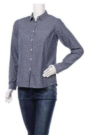 Дамска риза Signal, Размер S, Цвят Син, Памук, Цена 18,90лв.