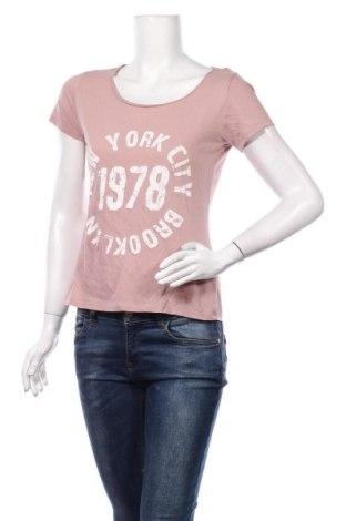 Tricou de femei Jacqueline De Yong, Mărime S, Culoare Roz, Bumbac, Preț 72,95 Lei