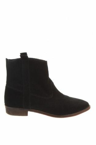 Dámské boty  H&M, Velikost 39, Barva Černá, Přírodní velur , Cena  431,00Kč
