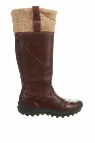 Dámské boty  Timberland, Velikost 38, Barva Hnědá, Pravá kůže, Cena  1184,00Kč