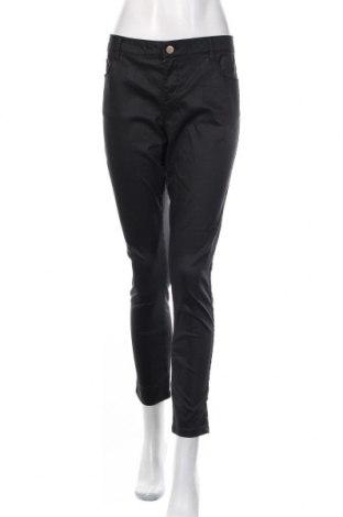 Дамски дънки Cartoon, Размер XL, Цвят Черен, 65% памук, 23% полиестер, 10% полиуретан, 2% еластан, Цена 30,45лв.