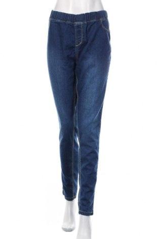 Γυναικείο Τζίν Coop, Μέγεθος XL, Χρώμα Μπλέ, 80% βαμβάκι, 18% πολυεστέρας, 2% ελαστάνη, Τιμή 17,54€