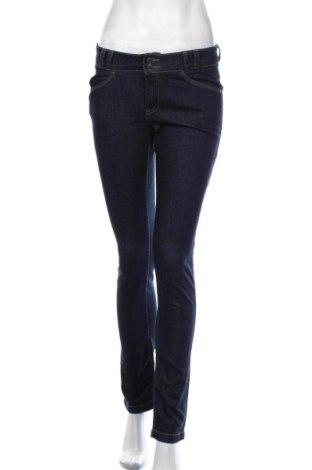 Blugi de femei Kenzo, Mărime S, Culoare Albastru, 98% bumbac, 2% elastan, Preț 171,10 Lei