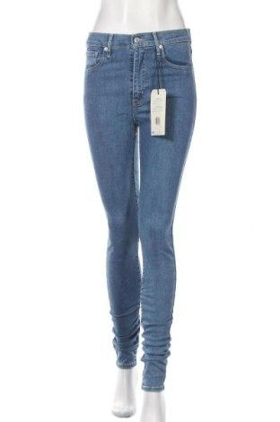 Dámské džíny  Levi's, Velikost S, Barva Modrá, 74% bavlna, 15% lyocell, 6% polyester, 5% elastan, Cena  2694,00Kč