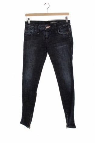 Γυναικείο Τζίν Miss Sixty, Μέγεθος S, Χρώμα Μπλέ, 98% βαμβάκι, 2% ελαστάνη, Τιμή 22,73€