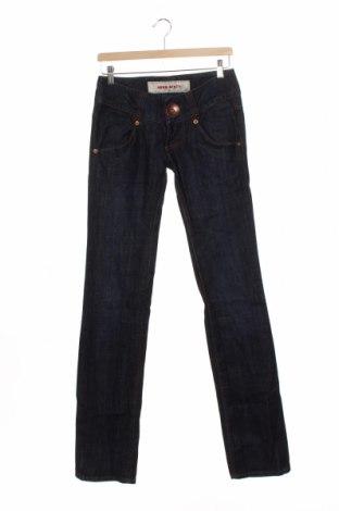 Γυναικείο Τζίν Miss Sixty, Μέγεθος M, Χρώμα Μπλέ, Τιμή 22,73€