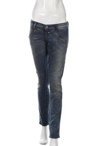 Γυναικείο Τζίν Miss Sixty, Μέγεθος L, Χρώμα Μπλέ, 98% βαμβάκι, 2% ελαστάνη, Τιμή 27,28€